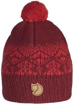 Fjällräven Kids Snowball Hat (78136) dark garnet