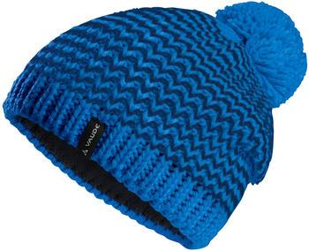 VAUDE Kids Suricate Beanie IV radiate blue