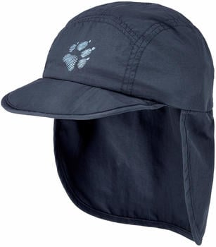 Jack Wolfskin Supplex Canyon Cap Kids night blue