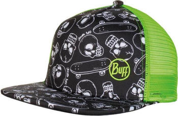 Buff Trucker Cap Kids bone multi