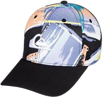 Quiksilver Block Ticker Kinder-Snapback-Cap (AQBHA03403) black