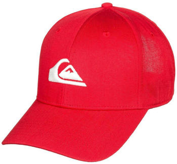 Quiksilver Decades Kids Snapback Cap (AQBHA03406) redwood