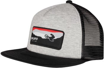 Buff Trucker Cap Kids rift black