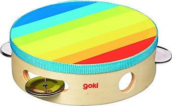 Goki Tamburin mit Schellen