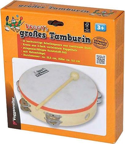 Voggenreiter Voggy's großes Tamburin (1061)
