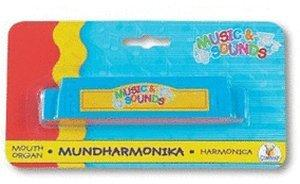 The Toy Company Music & Sounds Mundharmonika (24344)