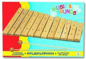 The Toy Company Music & Sounds Holzxylophon groß (1281)