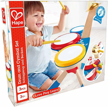 HaPe Multicoloured Drums