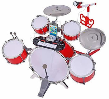 Simba Plug Play Drumset 106834437