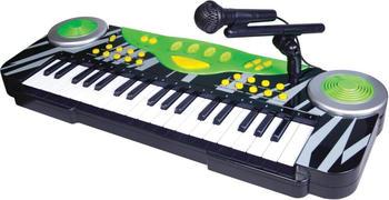 Vedes Boogie Bee Elektronisches Keyboard mit Mikrofon