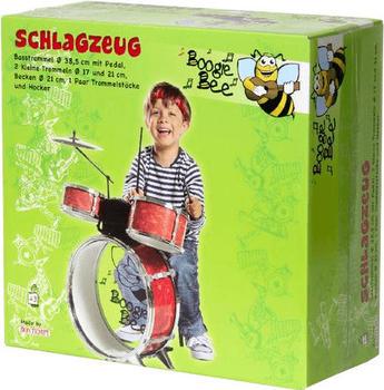 Bontempi Boogie Bee Schlagzeug