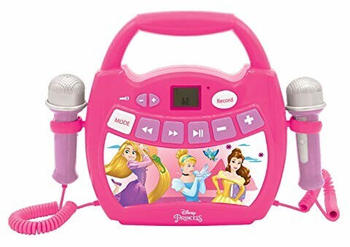 Lexibook My First Karaoke Digital Player Disney Princess