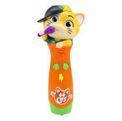 Smoby 44 Cats - Lampos Microphone