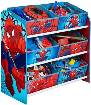 worlds-apart-6-boxen-regal-spiderman