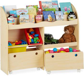 Relaxdays Spielzeug-Organizer (10025966)