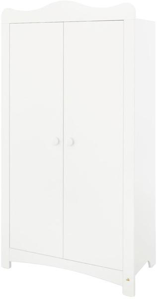 Pinolino Florentina Kleiderschrank (2-türig) Weiß