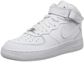 Nike Air Force 1 Mid GS white/white