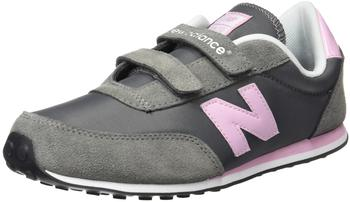 New Balance KE410 Kids Velcro grey/pink