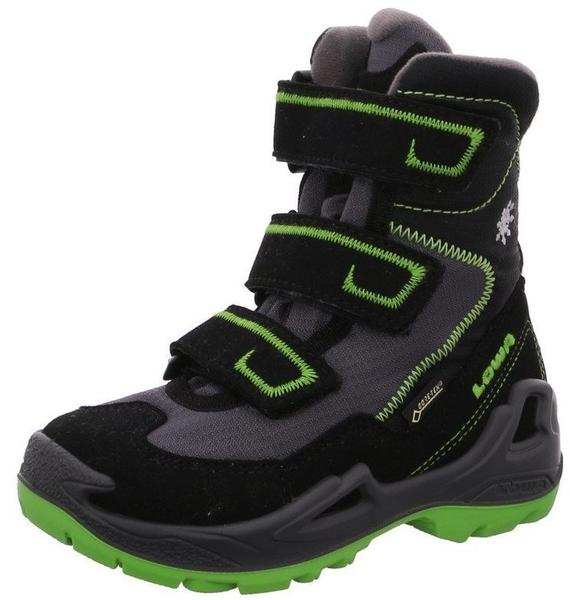 Lowa Milo GTX Hi Junior black/lemon
