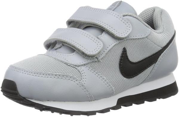 Nike MD Runner 2 PSV wolf grey/black/total crmsn/white
