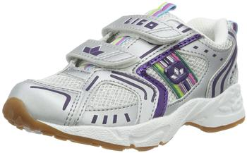 Lico Silverstar V Junior silver/purple