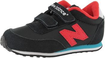 New Balance KE410 Kids Velcro black/red