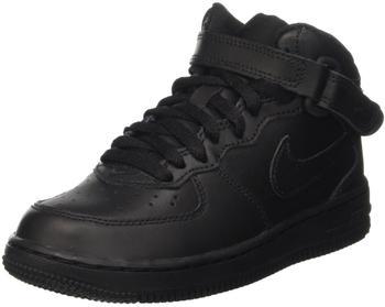 Nike Air Force 1 Mid GS black/black