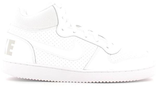 Nike Court Borough Mid GS (839977) white/white