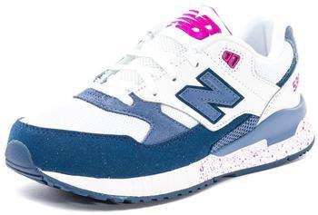 New Balance K530 blue/white/pink zing