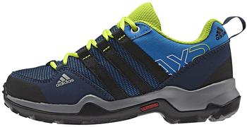 Adidas AX 2 CP K shock blue/core black/semi solar slime