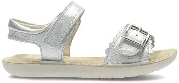 Clarks IvyBlossom silver