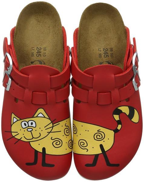 Birkenstock Kay Birko-Flor Kids cat red