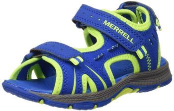 Merrell Panther blue/citron