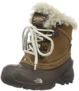 The North Face Shellista Extreme Youth dachshund brown/moonlight ivory