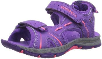 Merrell Panther purple/coral