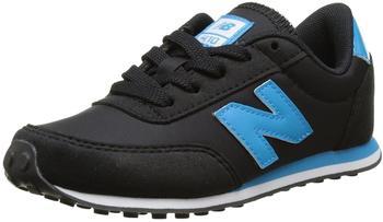 New Balance KL410 Kids black/blue
