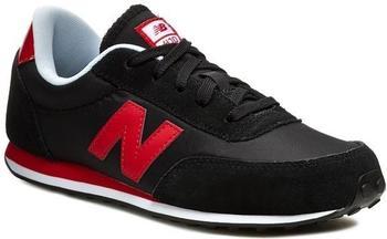 New Balance KL410 Kids nylon kry/black/red