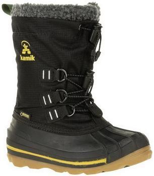 Kamik Carmack GTX black/yellow