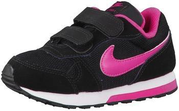 Nike MD Runner 2 TDV black/vivid pink/white