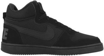 Nike Court Borough Mid GS black