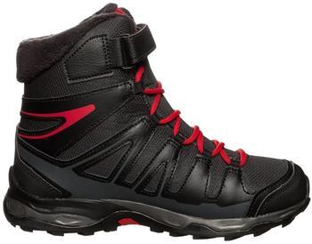 Salomon X-Ultra Winter GTX J asphalt/black/radiant red