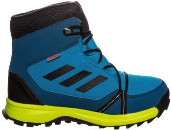 Adidas Terrex Snow CP CW K mystery petrol/core black/blue night