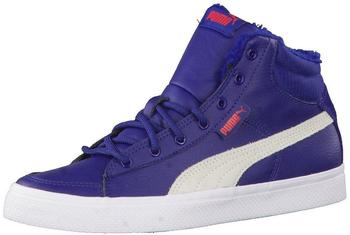 Puma 1948 Mid Vulc Winter Jr blue depths/puma white