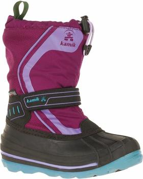 Kamik Snowcoast4 plum/black