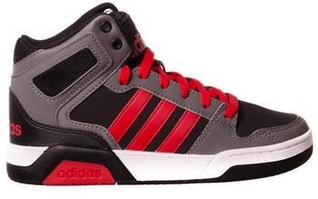 Adidas NEO BB9tis Mid K black/scarlet/grey