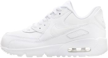 Nike Air Max 90 Leather GS white/white