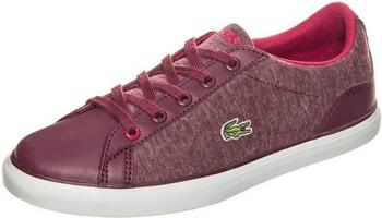 Lacoste Lerond Kids red/white