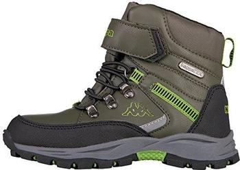 kappa-rookie-tex-teens-army-green