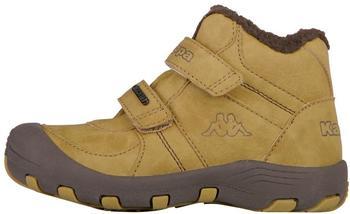 kappa-solid-tex-kids-beige-brown
