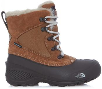 The North Face Shellista Extreme Youth dark gull grey/cerise pink